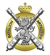Bataljon artillerie